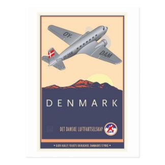Denmark Postcard