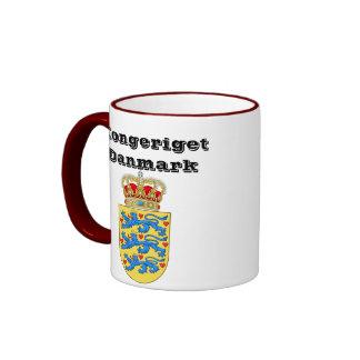 Denmark Royal Mug Kongeriget Danmark Mug
