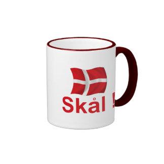 Denmark Skal Coffee Mug