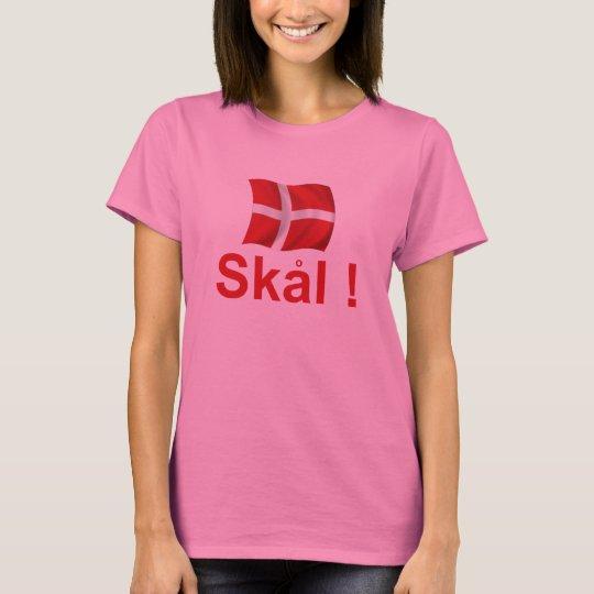 Denmark Skal! T-Shirt