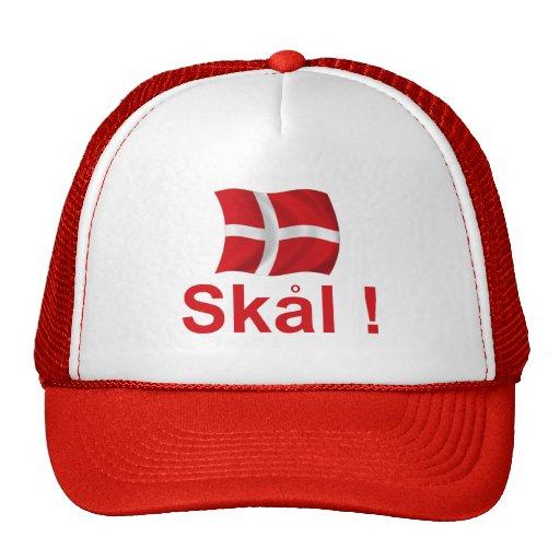 Denmark Skal! Trucker Hat