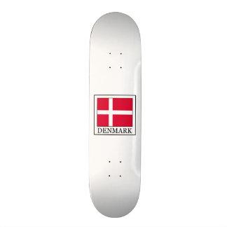 Denmark Skateboard Deck