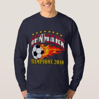 Denmark Soccer T Shirt
