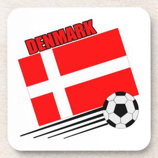 Denmark - Soccer Team Coaster