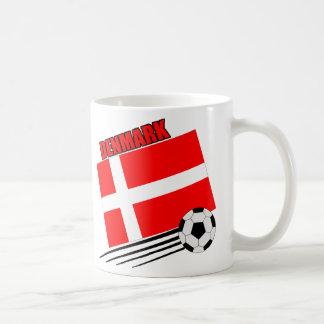 Denmark - Soccer Team Coffee Mug
