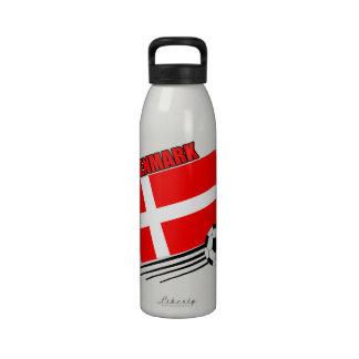 Denmark Soccer Team Drinking Bottles