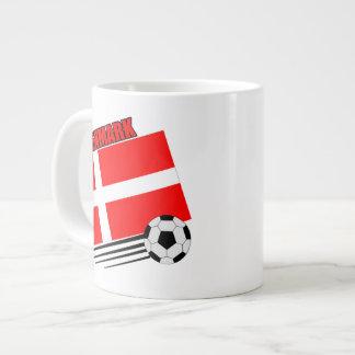 Denmark - Soccer Team Extra Large Mug