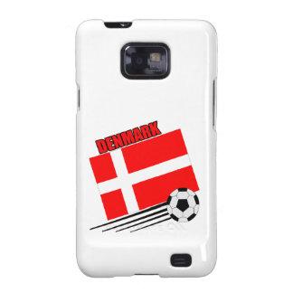 Denmark Soccer Team Galaxy SII Case
