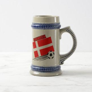 Denmark - Soccer Team Mugs
