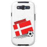Denmark Soccer Team Samsung Galaxy SIII Case