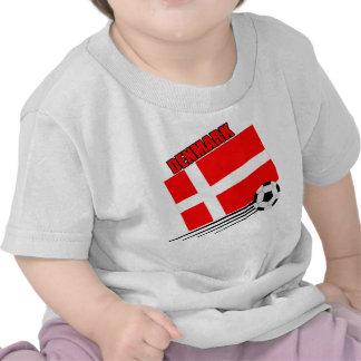 Denmark - Soccer Team T Shirts