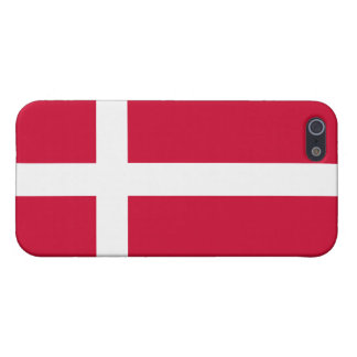 Denmark State Flag Cover For iPhone SE/5/5s
