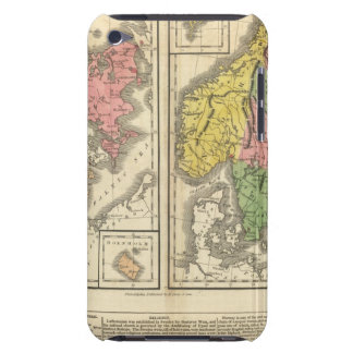 Denmark, Sweden, and Norway iPod Touch Covers