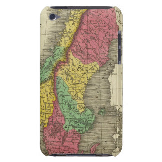 Denmark, Sweden, And Norway Barely There iPod Case
