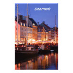 Denmark the night Angie.JPG Stationery Design