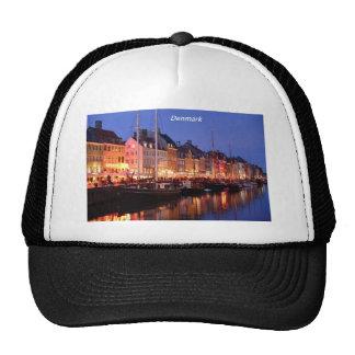 Denmark the night Angie.JPG Trucker Hat