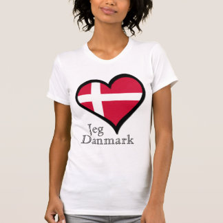 DENMARK T-SHIRTS
