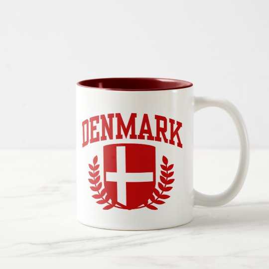 Denmark Two-Tone Coffee Mug