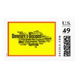 Denmark's Disciples  II Postage Stamp