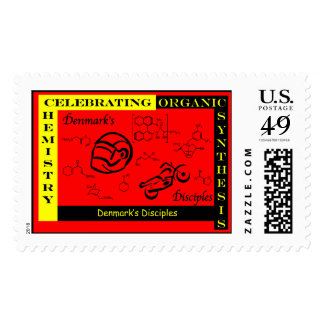 Denmark's Disciples Stamps