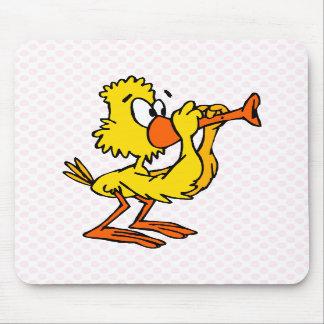 Denn Duck Mousepads