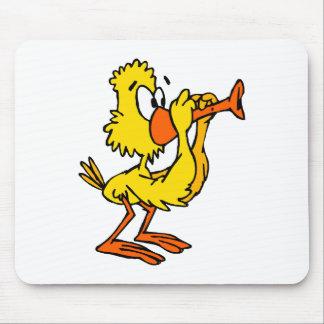 Denn Duck Mouse Pad