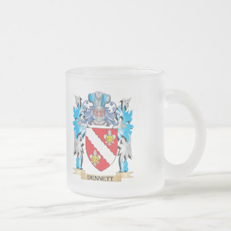 Dennett Coat of Arms - Family Crest Coffee Mugs