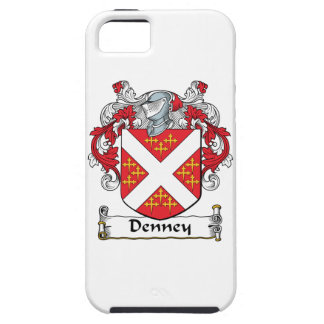 Denney Family Crest iPhone 5 Covers
