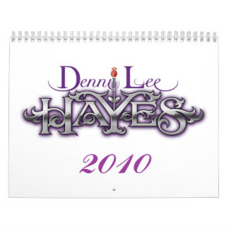 Denni-Lee Hayes - Calendar Standard