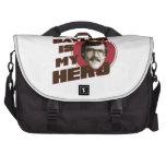 Dennis Gaylor Is My Hero Laptop Bag