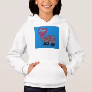 Dennis Girls' Hanes ComfortBlend® Hoodie