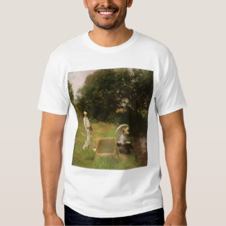 Dennis Miller Bunker Painting at Calcot by Sargent Tee Shirt