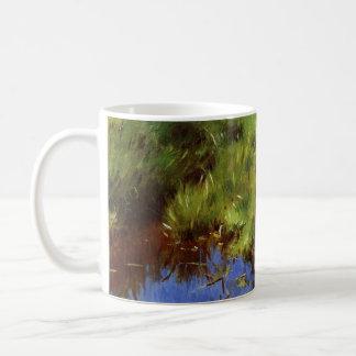 Dennis Miller Bunker's Marshland, Medfield Coffee Mug