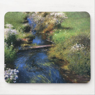 Dennis Miller Bunker's Wild Asters Mouse Pad