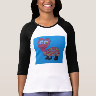 Dennis Raglan Women's T-Shirt