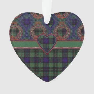Dennison clan Plaid Scottish kilt tartan