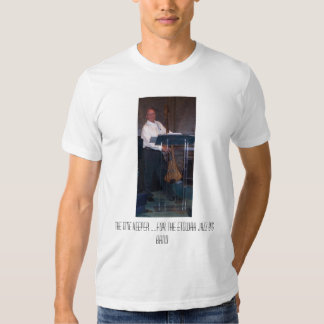 dennison, THE TIME KEEPER ....for the ETOWAH JA... Shirt