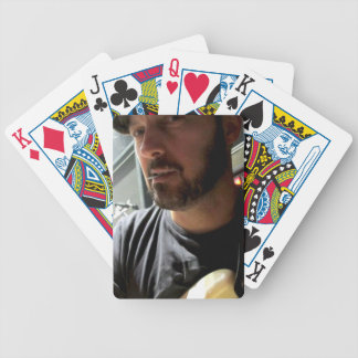 Denny DeMarchi in concert Bicycle Playing Cards