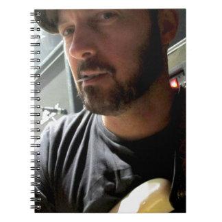 Denny DeMarchi in concert Notebook