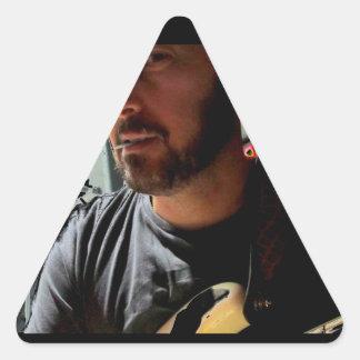 Denny DeMarchi in concert Triangle Sticker