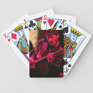 Denny DeMarchi Music Merchandise Bicycle Playing Cards