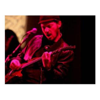 Denny DeMarchi Music Merchandise Postcard