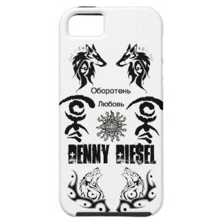 Denny Diesel iPhone SE/5/5s Case