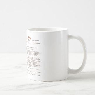 Denny (significado) taza clásica
