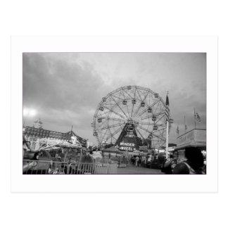 Deno's Wonder Wheel Park (Coney Is., NY) postcard