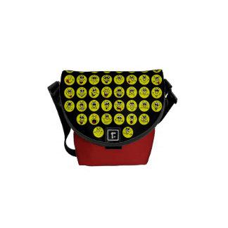 Denotations Courier Bag