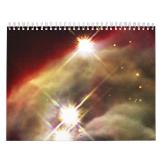 Dense Gas and Dust Beyond the Outer Layers Calendar