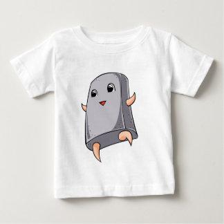Densely it is ya English story Shimonita Gunma Baby T-Shirt