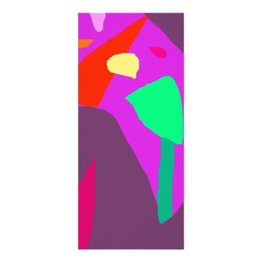 Densidad del calamar de la ballena del acantilado  tarjeta publicitaria a todo color