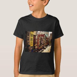 Densidad urbana - New York City Playera